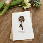 Flower Mothes day card7