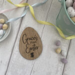 First Easter Plaque