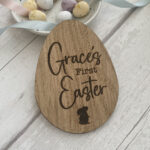 First Easter Plaque2